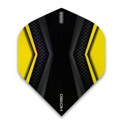 Piórka Pentathlon HD150 Black-Yellow