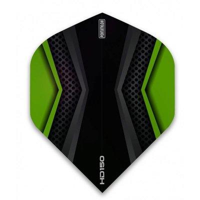 Piórka Pentathlon HD150 Black-Green