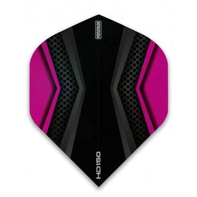 Piórka Pentathlon HD150 Black-Pink