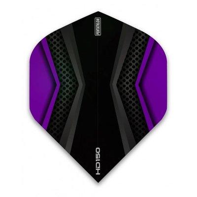 Piórka Pentathlon HD150 Black-Purple