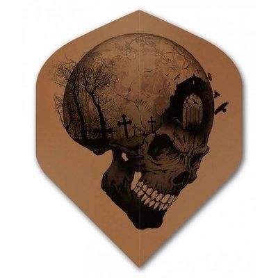 Piórka Alchemy - Headstone Skull