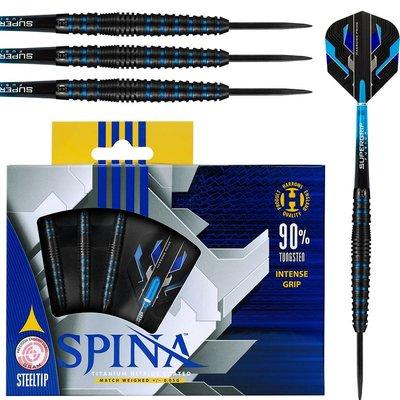 Lotki Harrows Spina Black & Blue 90%