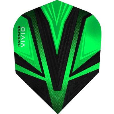 Piórka Harrows Vivid Green