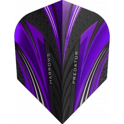 Piórka Harrows Prime Predator Purple