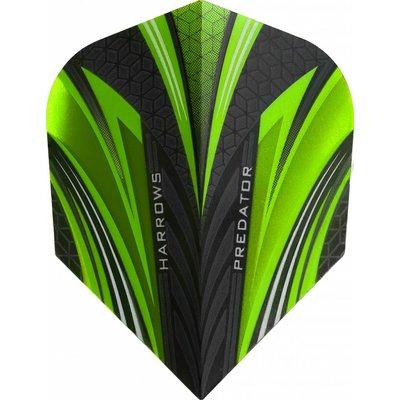 Piórka Harrows Prime Predator Green