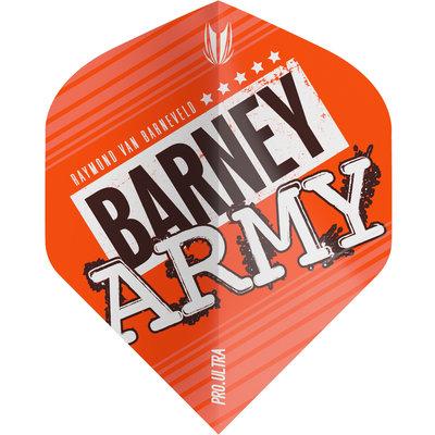 Piórka Target Barney Army Orange NO2