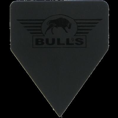 Piórka Bull's Powerflite Delta Black