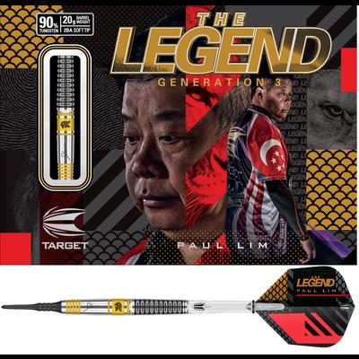 Lotki Target Paul Lim Gen3 90% Soft Tip