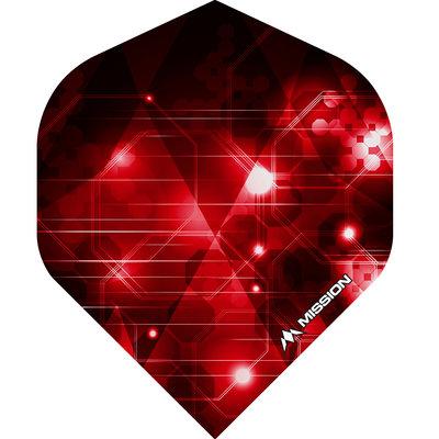 Piórka Mission Astral Std No2 Red