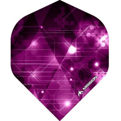 Piórka Mission Astral Std No2 Pink