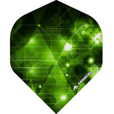 Piórka Mission Astral Std No2 Green