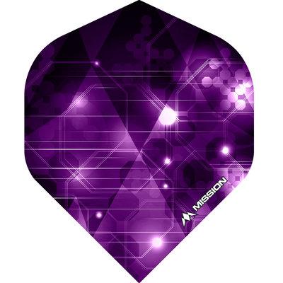 Piórka Mission Astral Std No2 Purple