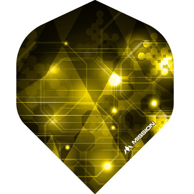 Piórka Mission Astral Std No2 Yellow
