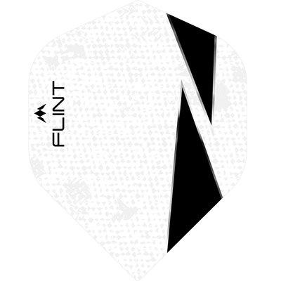 Piórka Mission Flint-X White Std No2