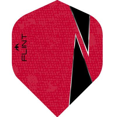 Piórka Mission Flint-X Red Std No2