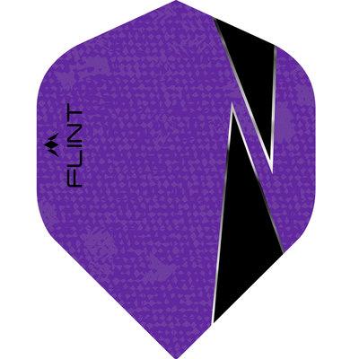 Piórka Mission Flint-X Purple Std No2