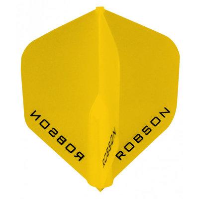 Piórka Bull's Robson Plus Piórek Std. - Yellow