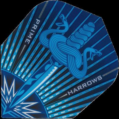 Piórka Harrows Prime Assassin Blue
