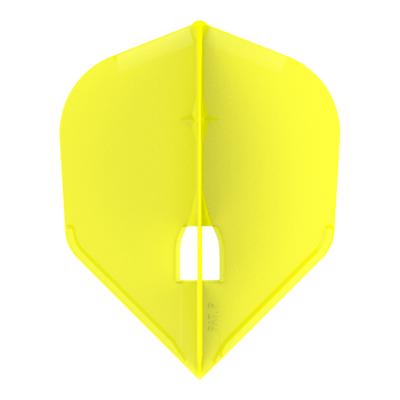 Piórka L-Style Champagne Piórek L3 Shape Solid Yellow