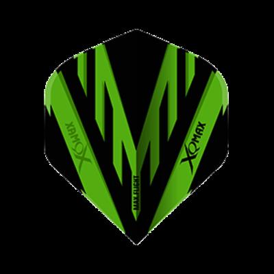 Piórka XQMax Standard Green