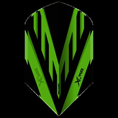 Piórka XQMax Slim Green