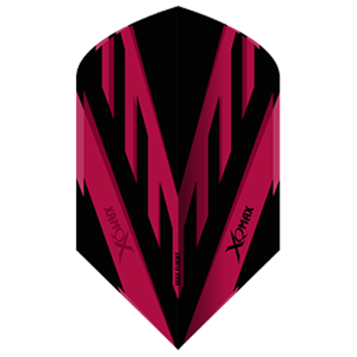 Piórka XQMax Slim Red