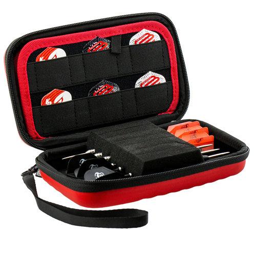 Bull's Germany Bull's Orbis XL Dartcase Red