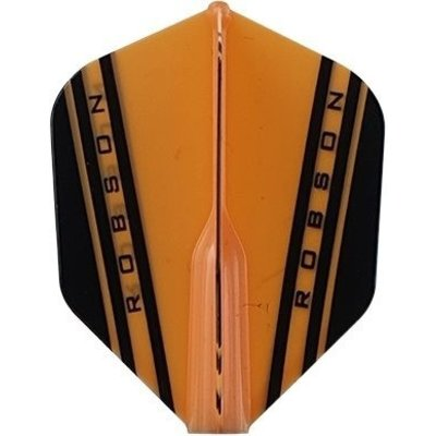 Piórka Bull's Robson Plus Piórek Std.6 V - Orange