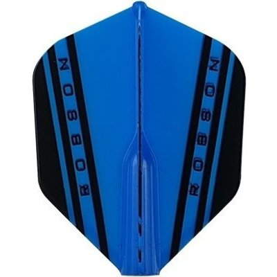 Piórka Bull's Robson Plus Piórek Std.6 V - Blue