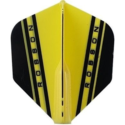 Piórka Bull's Robson Plus Piórek Std. V - Yellow