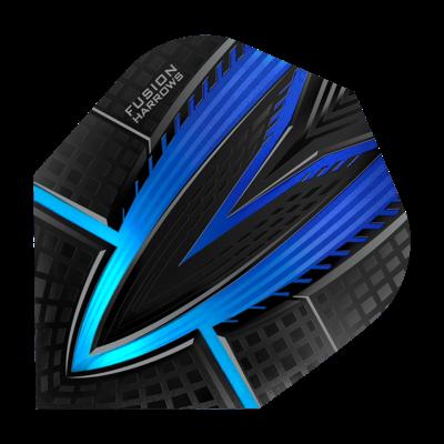 Piórka Harrows Fusion Blue