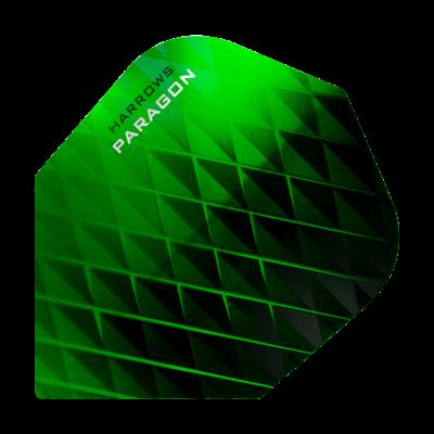 Piórka Harrows Paragon Green