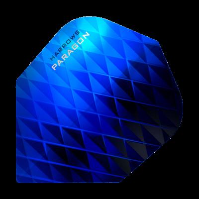 Piórka Harrows Paragon Blue