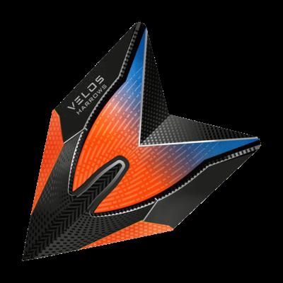 Piórka Harrows Velos 2020 Orange