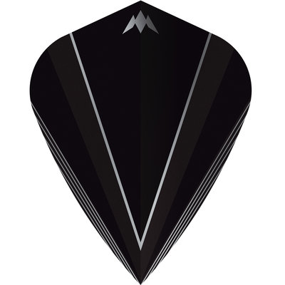 Piórka Mission Shade Kite Black