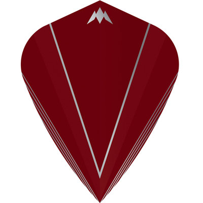 Piórka Mission Shade Kite Red