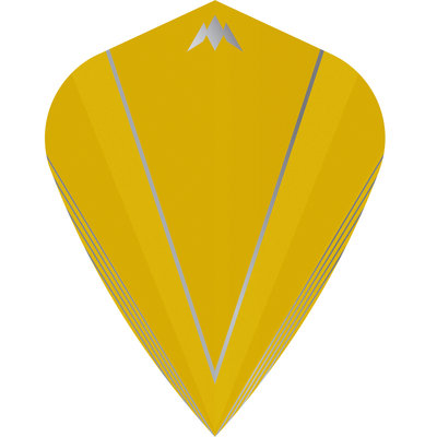 Piórka Mission Shade Kite Yellow