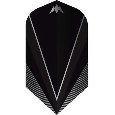 Piórka Mission Shade Slim Black