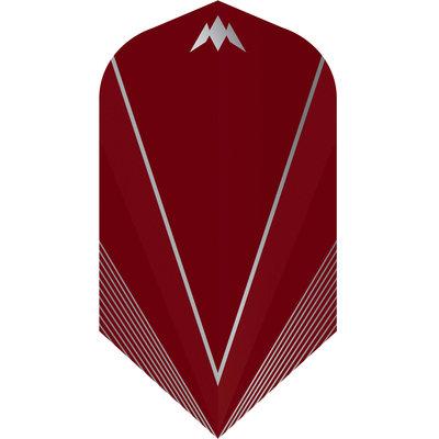 Piórka Mission Shade Slim Red