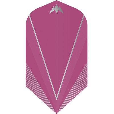 Piórka Mission Shade Slim Pink