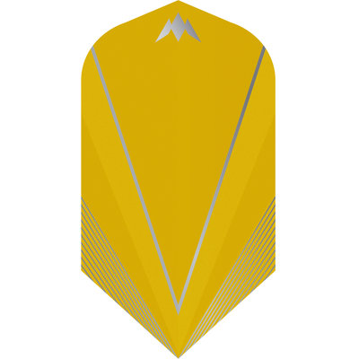 Piórka Mission Shade Slim Yellow
