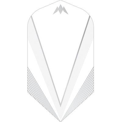 Piórka Mission Shade Slim White