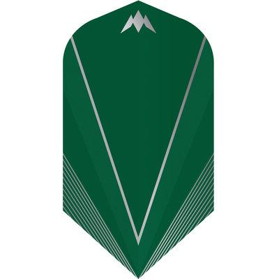 Piórka Mission Shade Slim Green