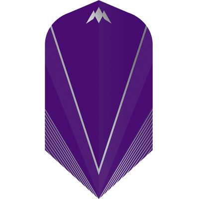 Piórka Mission Shade Slim Purple