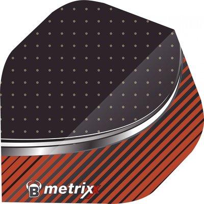Piórka BULL'S Metrix Stripe Brown