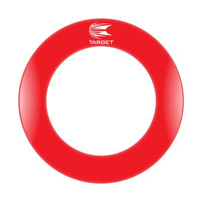 Target Pro Tour Dartboard Surround Red