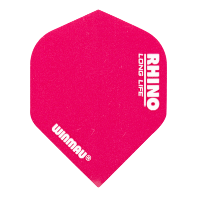 Piórka Winmau Rhino Pink Piórek