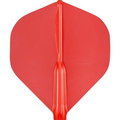 Piórka Cosmo Darts - Fit Piórek AIR Red Standard