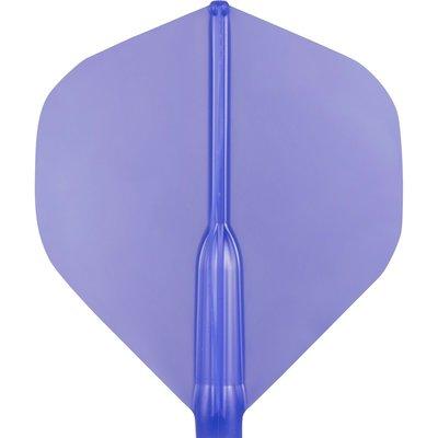 Piórka Cosmo Darts - Fit Piórek AIR Dark Blue Standard