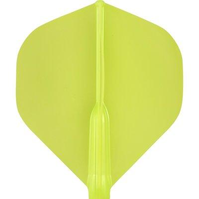 Piórka Cosmo Darts - Fit Piórek AIR Light Green Standard
